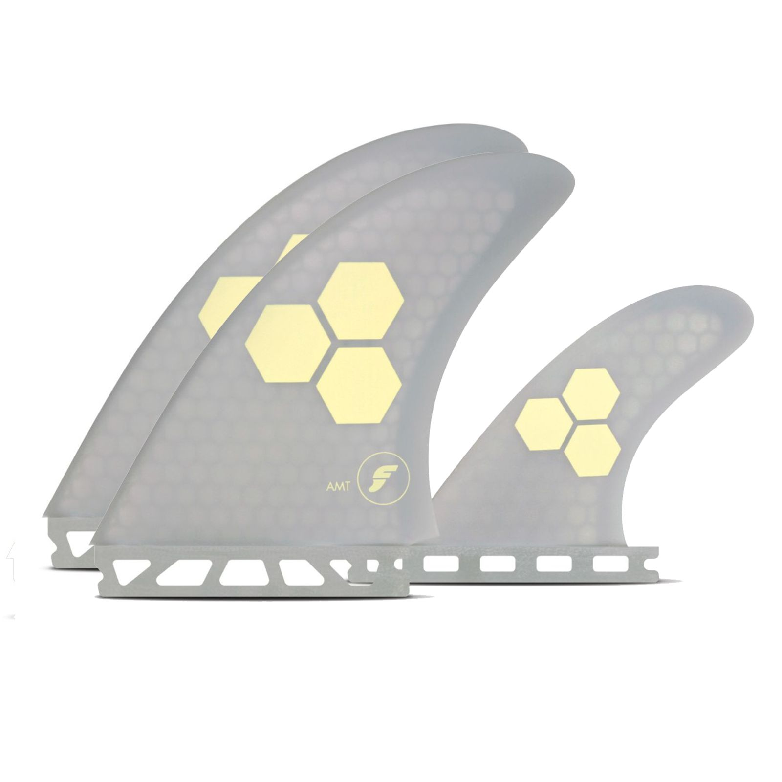 FUTURES Twin Tri Fin Set Channel Islands AMT HC